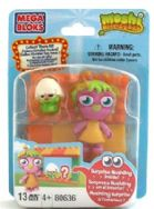 Moshi Monsters Mega Bloks Mizz Snoots & Pooky